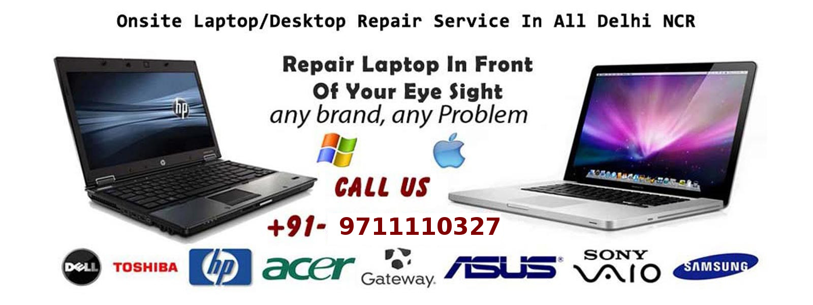 Laptop Repair Gurgaon
