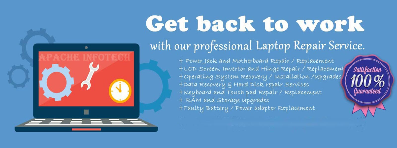 Laptop Repair Delhi