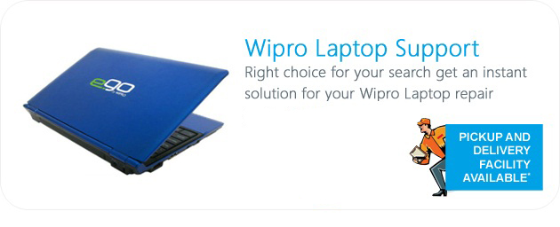 Wipro Laptop Service Center